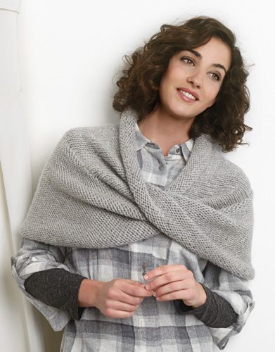 Tijdschrift Dames Basic 10 Herfst / Winter | 19: Dames Kap | Grijs