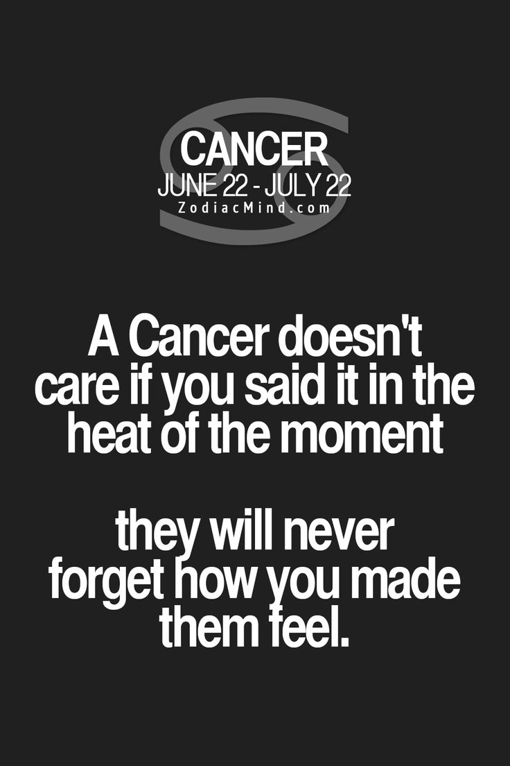 Cancer Sign Quotes 1405 Best Cancer Zodiac Signs Images On Pinterest  Words Friends