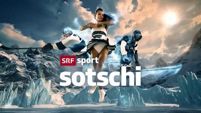 SRF Gestaltung & Marketing | On Air Designteam Alex Hefter (Creative Director) 