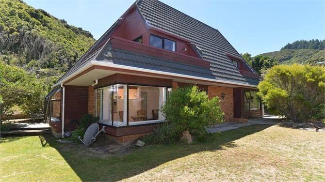 Tata beach house
