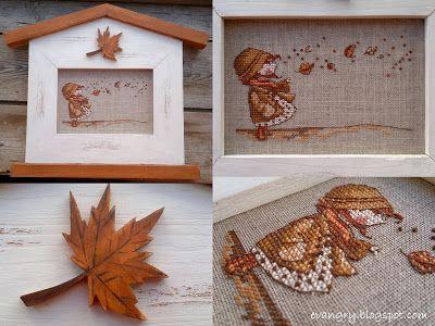 Жизнь в удовольствие: Осень от Neo-Craft / Autumn by Neocraft