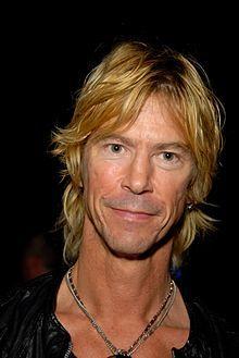 """Michael Andrew """"Duff"""" McKagan, GnR bassist"""