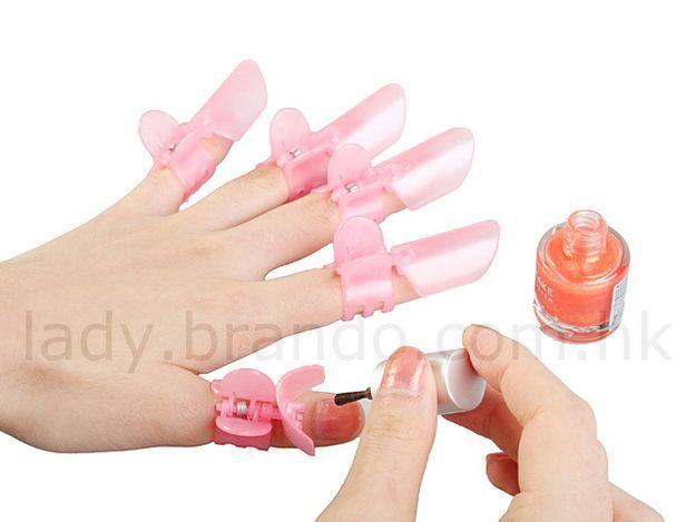 Nail Protector Clips
