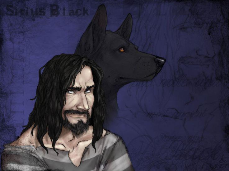 Azkaban - Сириус Блэк