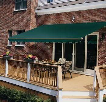 15' Sunsetter Motorized Awning w/ Remote BRAND NEW ...