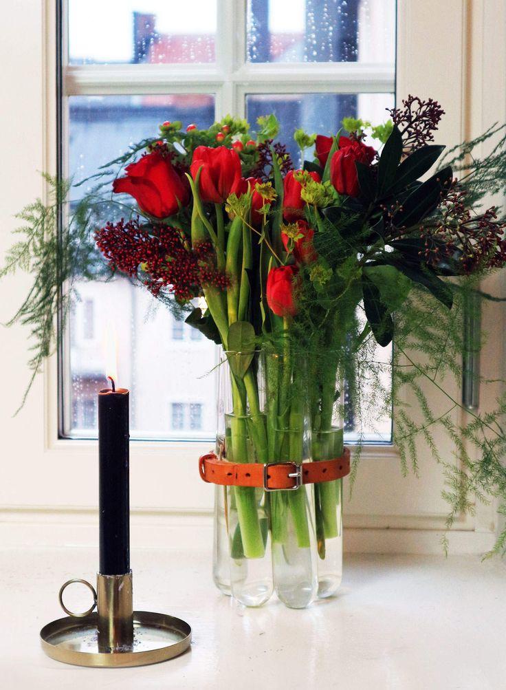 Ikea hack: Förvandla kryddburkarna Rimforsa till en blomvas