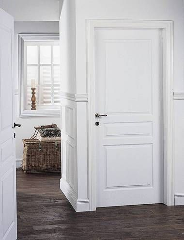 The Doors Are Available In Wooden Structure Panels Or Smooth Panels. This Interior  Door Is ...