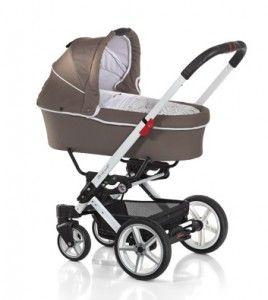Kinderwagen im Test: Hartan Lite XL #baby