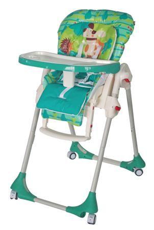 """Стульчик для кормления ZVA зеленый  — 7999р. ------------------- Стульчик для кормления """"ZVA"""" станет надежным помощником во время кормления вашего малыша. Удобное регулируемое сиденье, регулировка стульчика по высоте и регулировка глубины столешницы позволяют подобрать оптимальное и максимально комфортное положение во время кормления как для мамы, так и для малыша. Благодаря колесам стульчик легко можно перемещать в любое место, а при необходимости колеса можно надежно зафиксировать с…"""