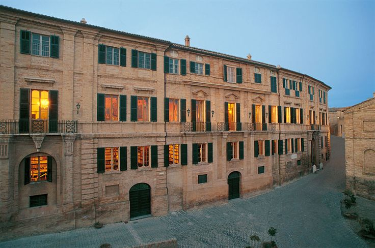 Casa Leopardi, Recanati.
