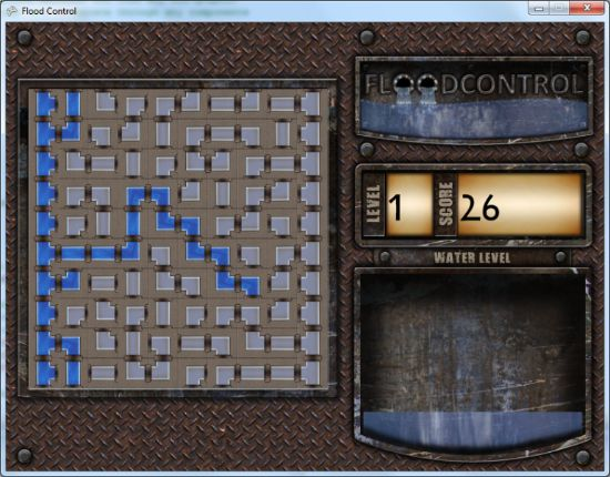 XNA 4.0 puzzle board game.