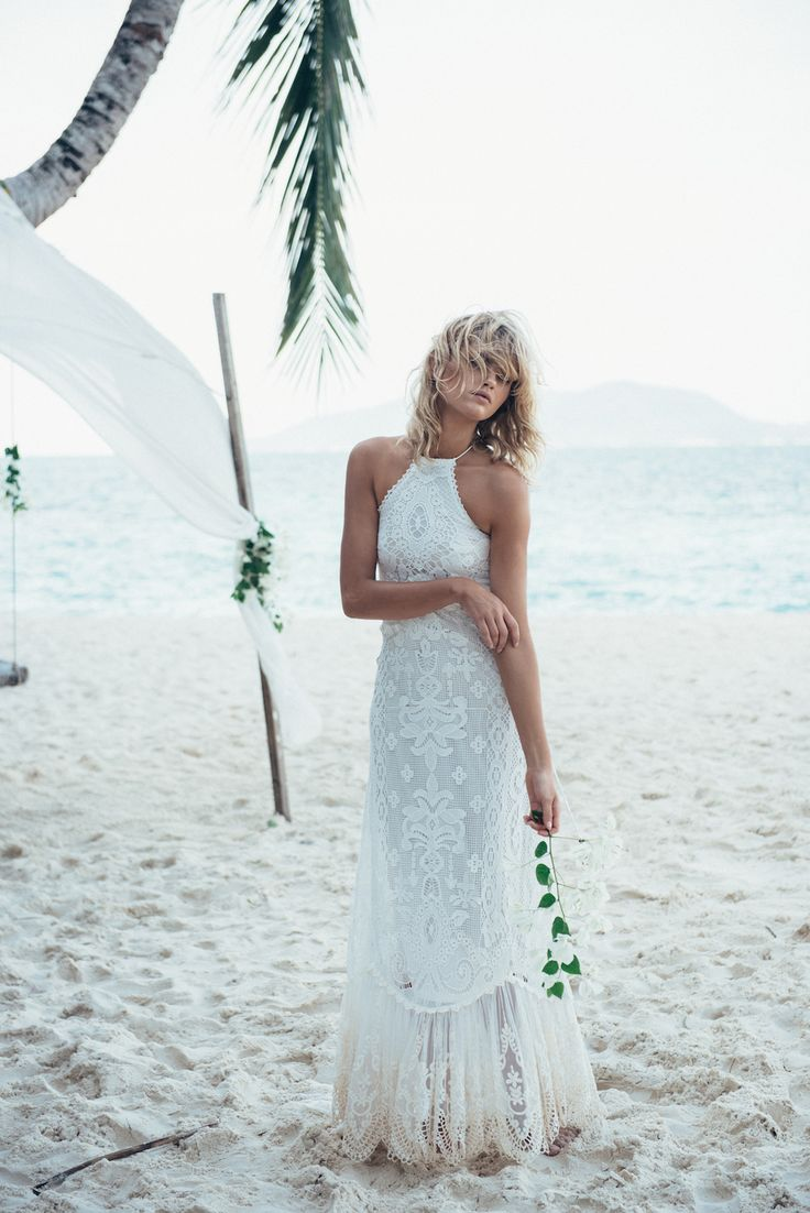 25 best ideas about boho beach wedding dress on pinterest