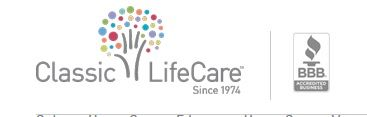 Classic LifeCare - Click Careers (top of page).