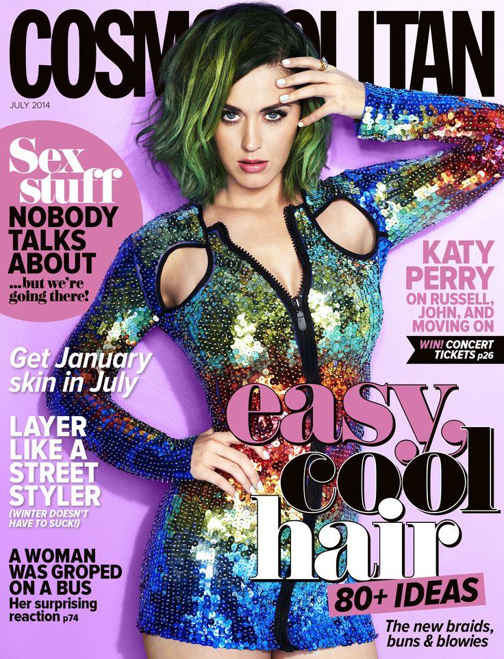 Cosmo Australia, July 2014