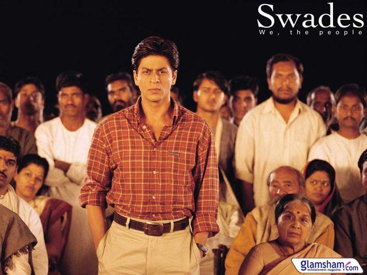 Shah Rukh Khan - Swades (2004)