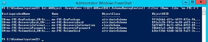 Configure Active Directory to Store BitLocker Recovery Keys – TheITBros #bitlocker #recovery http://south-carolina.nef2.com/configure-active-directory-to-store-bitlocker-recovery-keys-theitbros-bitlocker-recovery/  # Configure Active Directory to Store BitLocker Recovery Keys In corporate segment one of the advantages of BitLocker Drive Encryption technology is the ability to store the recovery keys for encrypted drives in the Active Directory Domain Services (AD DS). BitLocker recovery key…
