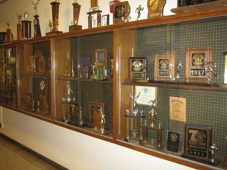 How To Display Trophies
