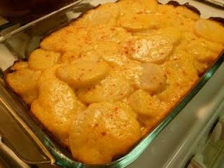 creamy au gratin potatoes more veggie recipes potatoes potatoes gratin ...