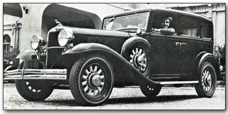 1932 DODGE EIGHT, DK: The Chrysler­ engineered Floating Power engine mountings were added to Dodge, and freewheeling was made standard equipment. A new automatic clutch was optional. Dodge held seventh place in sales as the automobile market reached its lowest ebb of the Depression with the entire industry barely registering a million units in sales.