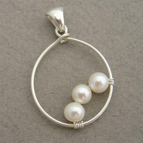 Three Pearls - simply elegant