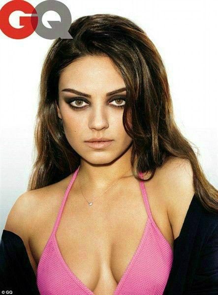 Mila Kunis is GORGEOUS!