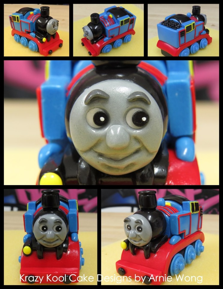 107 best thomas the tank engine cakes cupcakes and cookies images train pronofoot35fo Images