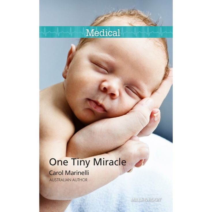 Mills & Boon : One Tiny Miracle... eBook: Carol Marinelli: Amazon.com.au: Kindle Store