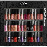 My baby and her lippys... Nyx Cosmetics - Soft Matte Lip Cream Vault Set in  #ultabeauty
