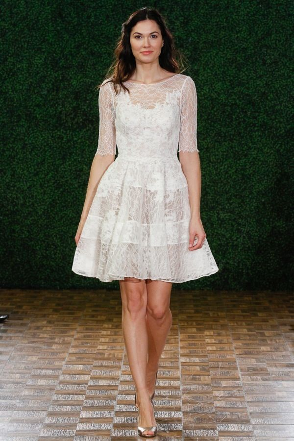 Encore by Watters Spring 2015 Collection | Aisle Perfect