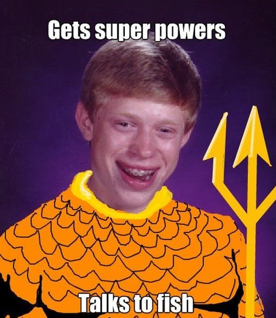 Bad luck Brian  - http://funny-pictures-blog.com/2014/01/27/best-funny-pictures-bad-luck-brian-meme/