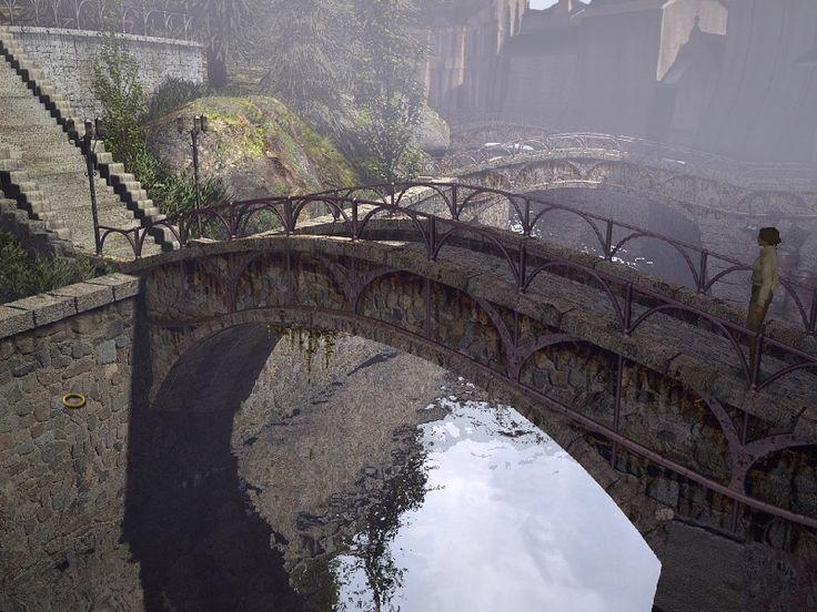 https://flic.kr/p/9n9ivP | Syberia PC - Bridge