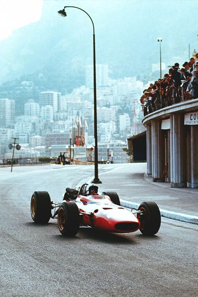monaco grand prix finish line