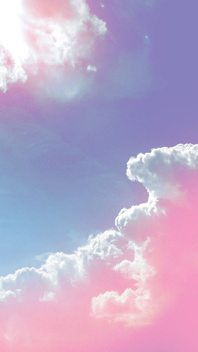 Wallpaper iphone pastel hd - Pink Clouds Iphone Wallpaper