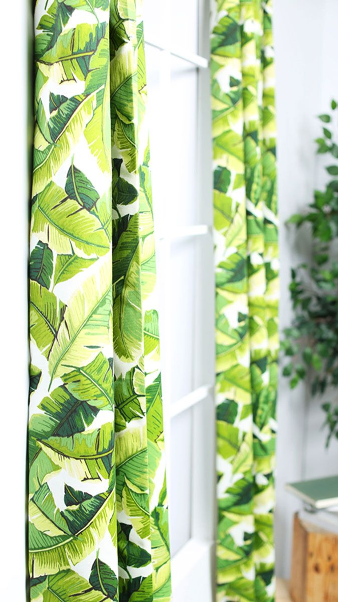 How To Make Cool Diy Blackout Curtains In Stylish Fabric Walmart