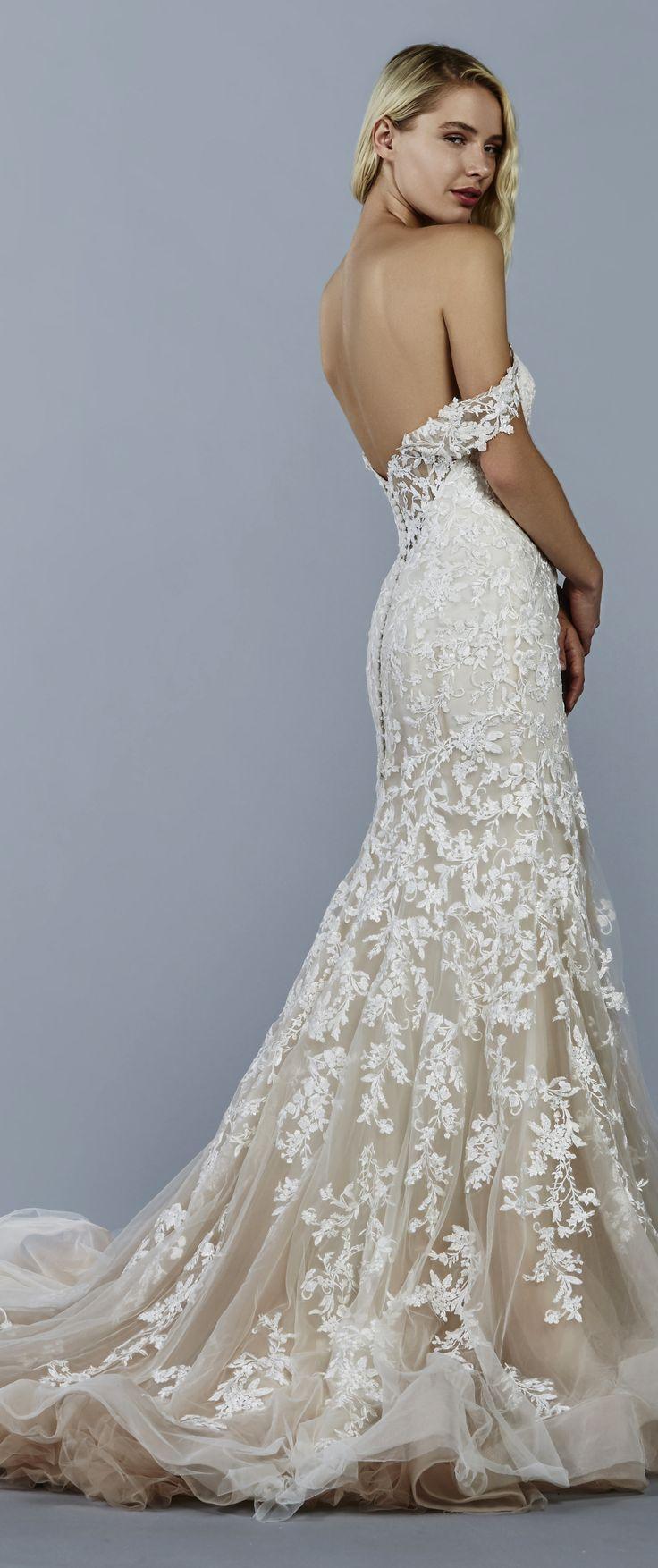 941 best classic-retro wedding dresses images on Pinterest | Wedding ...