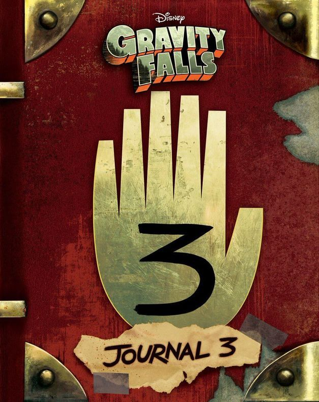 'Gravity Falls' Wows Us Again with 'Journal 3'   Fandom powered by Wikia