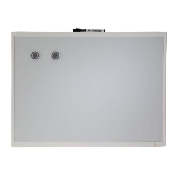 Quartet Basics 430 x 580mm Magnetic Whiteboard
