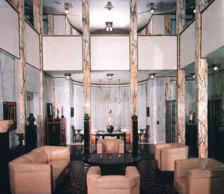 Stoclet Palace is a private mansion built by architect Josef Hoffmann between 1905 and 1911 in Brussels for banker and art lover Adolphe Stoclet