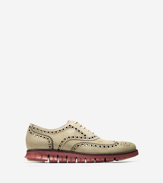 Cole Haan ZeroGrand : Men's Brogues, Wingtips & Oxfords