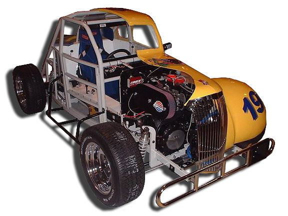 Dwarf Race Car Specs