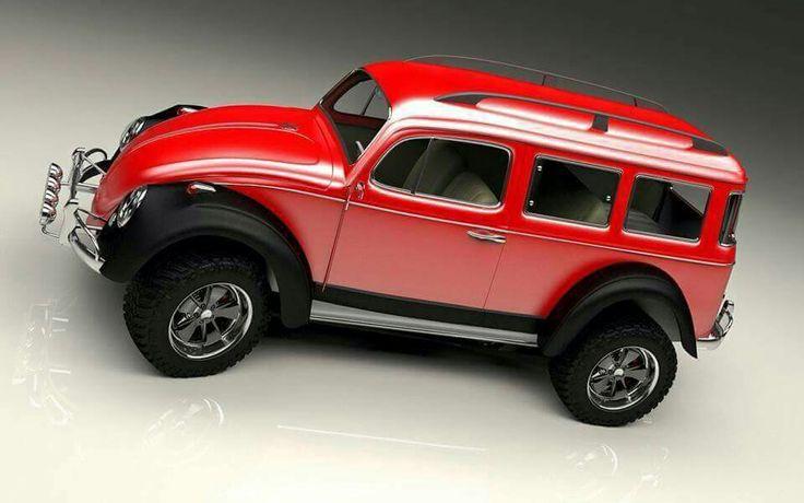 VW Hot Rod Wagon