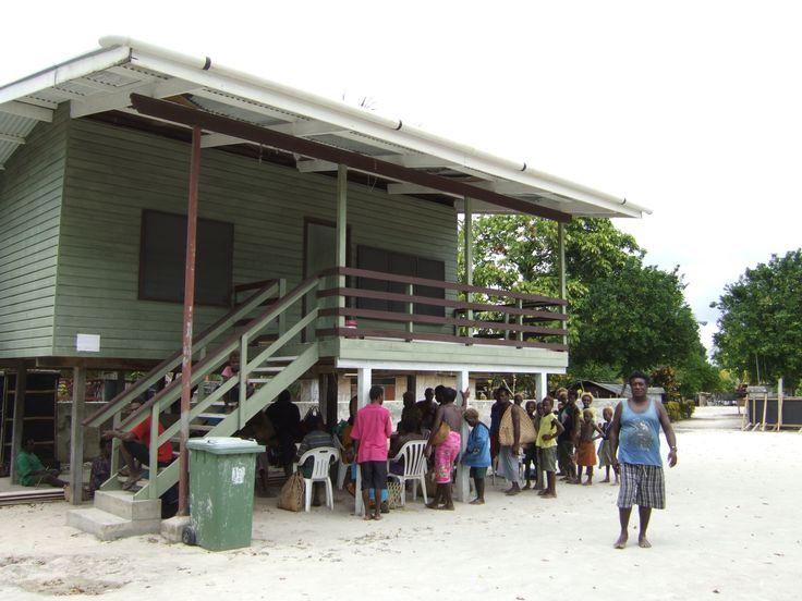 People I interviewed in Papua New Guinea, Malie Island