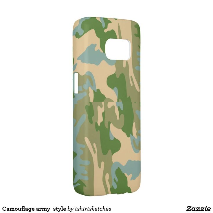 #Camouflage #army  #style #pattern #case, #handy #Mobile  #samsung #s7 #galaxy #new