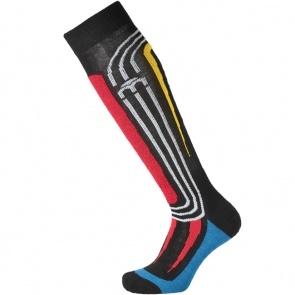 SOCKS SKI PROTECTION HEAVY  [CA 2607]€ 12.90   KIDS Performance Ski sock Structure in polypropylene Micotex + Lycra