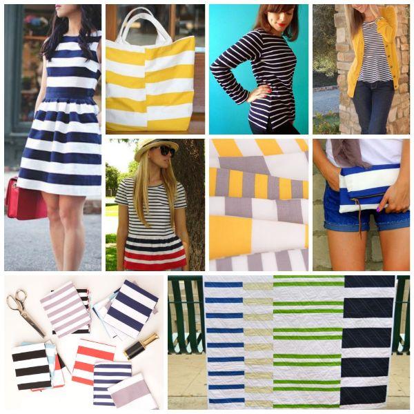Lindsay's Picks - Stripes are Forever!