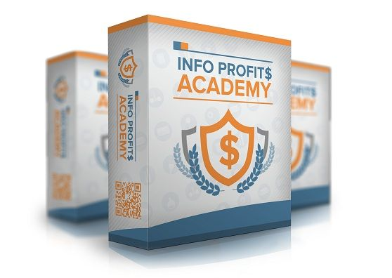 Info Profits Academy Review : Info Profits Academy is teaching something fresh and unique. Something that is easy to achieve, even for newbies.