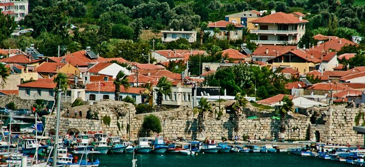 Sigacik - Seferihisar, Turkey #visitturkey #travelturkey #travel #turkey