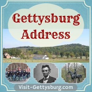 Very useful! The Gettysburg Address text plus its meaning and impact -- Visit-Gettysburg.com