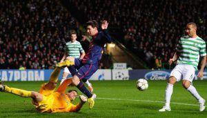 Barcelona Hadapi Celtic FC Sabtu Malam