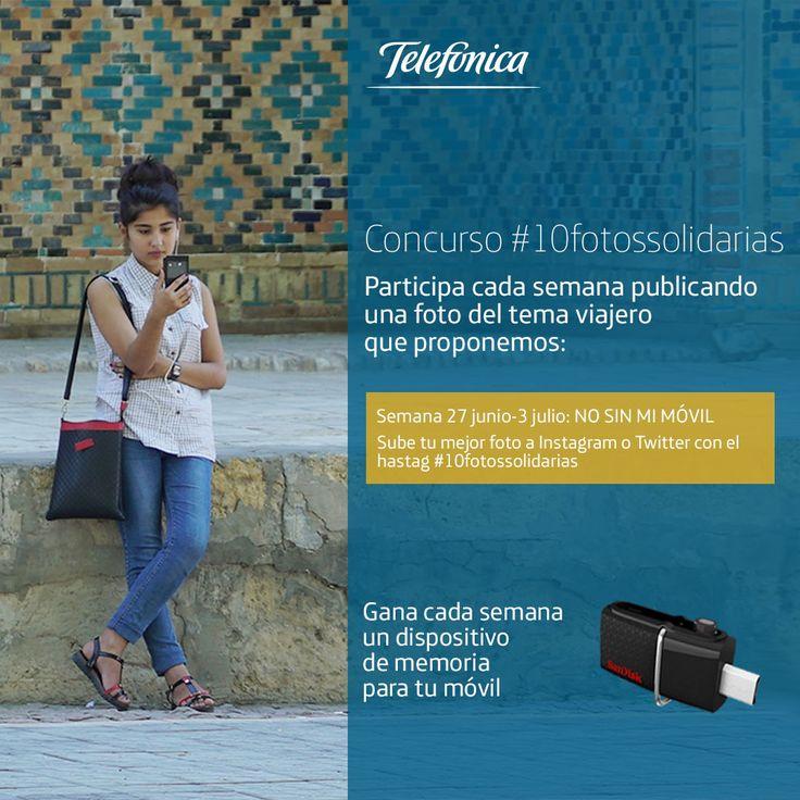 #concurso de fotografía solidario y con #premio. Toda la info en bit.ly/29clHLl